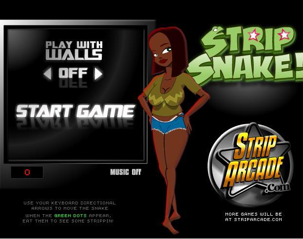 Strip Snake